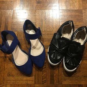 Size 10 Women's Shoe Bundle